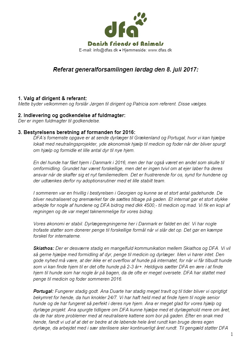 Referat Juli 2017 side 1